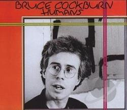 Cockburn, Bruce - Humans CD Cover Art