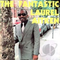 Aitken, Laurel - Fantastic Laurel Aitken CD Cover Art