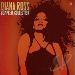 Ross, Diana - Complete Collection CD Cover Art