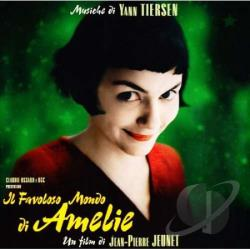 Il Favoloso Mondo Di Amelie CD Cover Art