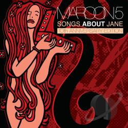 Maroon 5 - Songs About Jane CD Cover Art