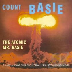 Basie, Count - Atomic Mr. Basie CD Cover Art