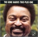 Harris, Gene Trio - Gene Harris Trio Plus One CD Cover Art