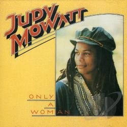 Mowatt, Judy - Only a Woman CD Cover Art