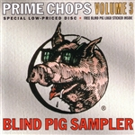 Prime Chops Vol.3 CD Cover Art