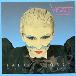 Visage - Fade to Grey: The Singles Collection CD Cover Art