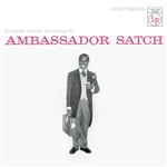Armstrong, Louis - Ambassador Satch CD Cover Art