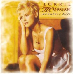 Morgan, Lorrie - Greatest Hits CD Cover Art