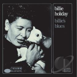 Holiday, Billie - Billie's Blues CD Cover Art