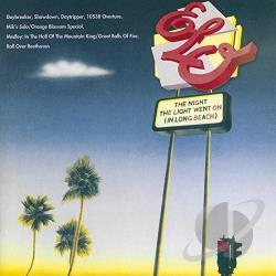 Electric Light Orchestra - Night the Lights Went On (In Long Beach) CD Cover Art