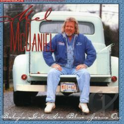 Mcdaniel, Mel - Baby's Got Her Blue Jeans On CD Cover Art