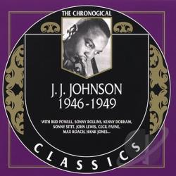 Johnson, J.J. - 1946-1949 CD Cover Art