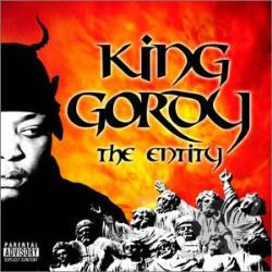 King Gordy - Entity CD Cover Art