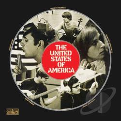 United States Of America - United States of America CD Cover Art