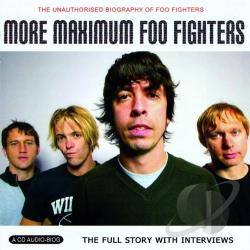 Foo Fighters - More Maximum Foo Fighters CD Cover Art