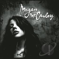 Mccauley, Megan - Megan EP CD Cover Art