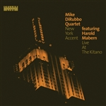 DiRubbo, Mike - New York Accent CD Cover Art