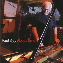 Bley, Paul - About Time CD Cover Art