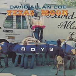 Coe, David Allan - Texas Moon CD Cover Art