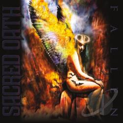 Sacred Oath - Fallen CD Cover Art
