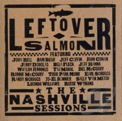 Leftover Salmon - Nashville Sessions CD Cover Art
