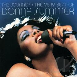 Donna Summer (Vocals) - Journey: The Very Best of Donna Summer CD Cover Art