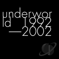 Underworld - 1992-2002 CD Cover Art
