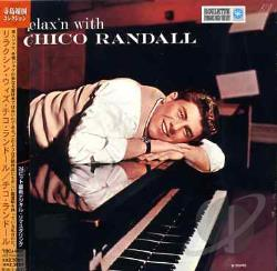 Randall, Chico - Relax'n with Chico Randall CD Cover Art