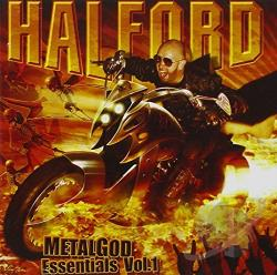 Halford - Metal God Essentials, Vol. 1 CD Cover Art
