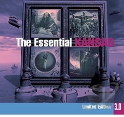 Kansas - Essential Kansas CD Cover Art