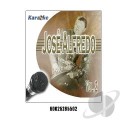 Jimenez Jose Alfredo - Vol.1-Karaoke CD Cover Art