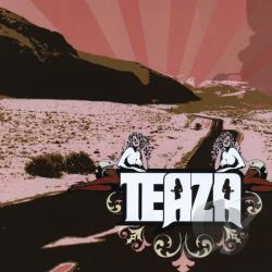 Teaza - Teaza CD Cover Art
