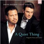 Daniels, David / Ogden, Craig - Quiet Thing DB Cover Art