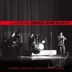 Byrd, Donald - Complete Live At the Olympia 1958 CD Cover Art