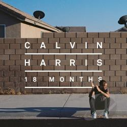 Calvin Harris (Scotland) - 18 Months CD Cover Art