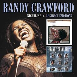 Crawford, Randy - Nightline/Abstract Emotions CD Cover Art