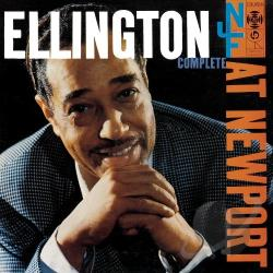 Ellington, Duke - At Newport 1956 Complete CD Cover Art