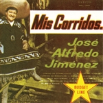 Jimenez, Jose Alfredo - Corridos Y Rancheras CD Cover Art