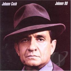 Cash, Johnny - Johnny 99 CD Cover Art