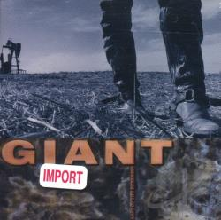 Giant - Last of the Runaways CD Cover Art