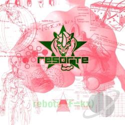 Resorte - F=KX Rebota CD Cover Art