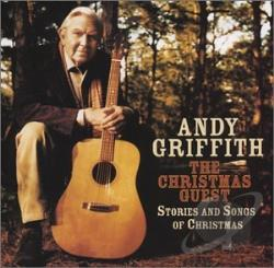 Griffith, Andy - Christmas Guest CD Cover Art