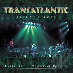 Transatlantic - Live in Europe CD Cover Art