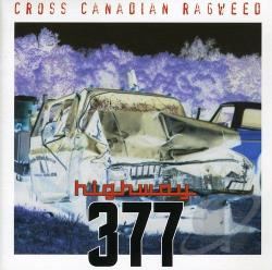 Cross Canadian Ragweed - Highway 377 CD Cover Art