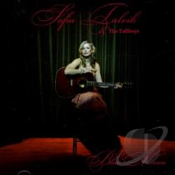 Sofia Talvik & The Tall Boys - Blue Moon CD Cover Art