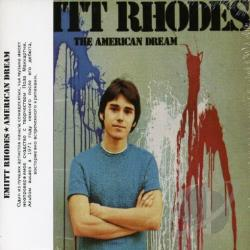 Rhodes, Emitt - American Dream CD Cover Art