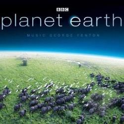 Planet Earth CD Cover Art