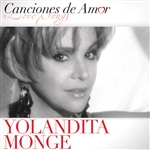 Monge, Yolandita - Canciones de Amor CD Cover Art