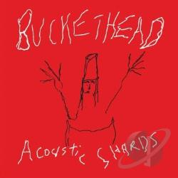 Buckethead - Acoustic Shards CD Cover Art