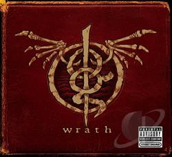 Lamb Of God - Wrath CD Cover Art